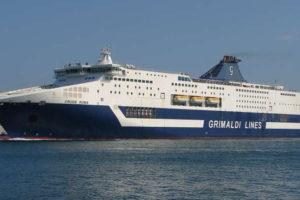 Traghetti Grimaldi Lines