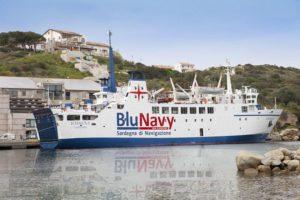Traghetti Blu Navy